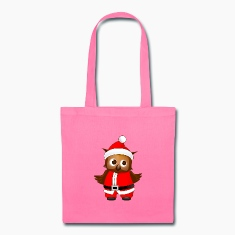 Cute Santa Claus Owl