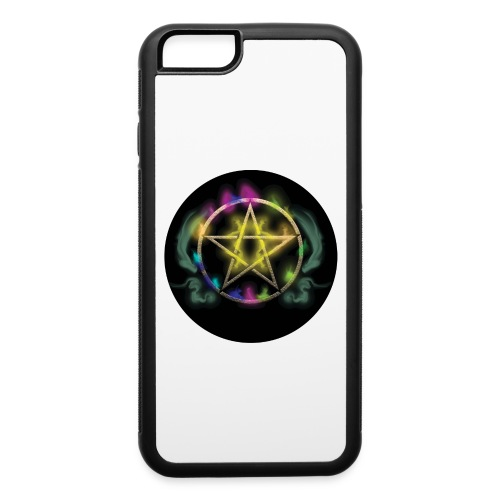 Raindbow Pentalce - iPhone 6 Rubber Case - iPhone 6/6s Rubber Case