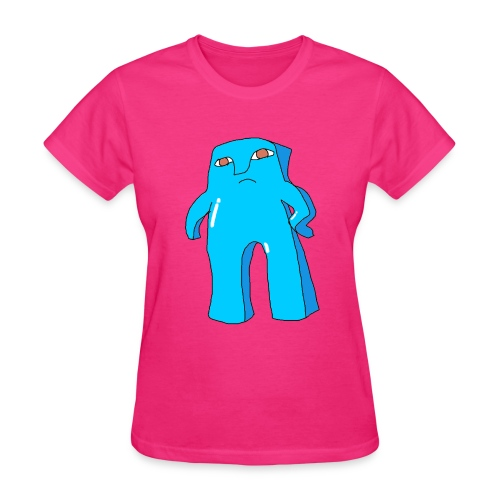 Jello Jaggled Slim Tee - Women's T-Shirt