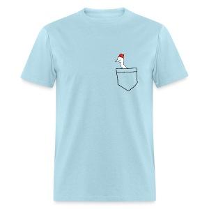 Pocket Swanne Standard Tee - Men's T-Shirt