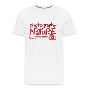 Photography By Nature - Men's Premium T-Shirt
