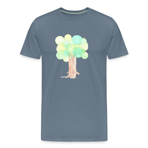 Tree - Men's Premium T-Shirt
