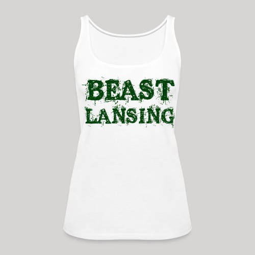BEAST Lansing - Women's Premium Tank Top