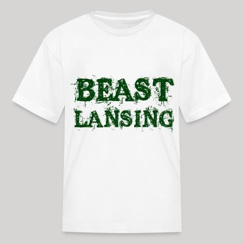 BEAST Lansing - Kids' T-Shirt