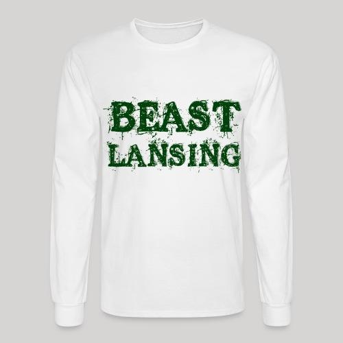 BEAST Lansing - Men's Long Sleeve T-Shirt