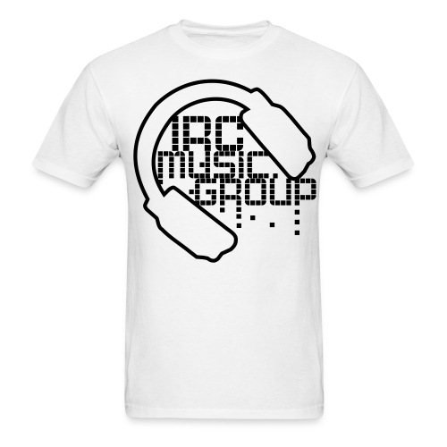 IRC Headphone Logo Tee - Men's T-Shirt