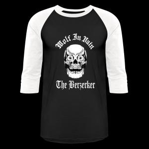The Berzerker Baseball T-Shirt - Baseball T-Shirt