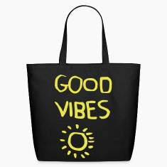 Good Vibes Bags & backpacks