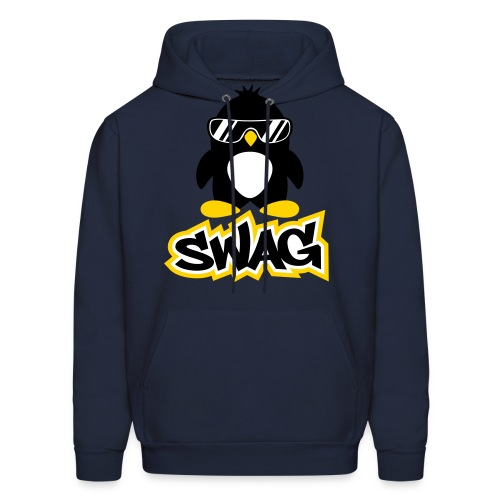 Penguin Swag - Men's Hoodie
