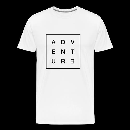 Adventure - Men's T-Shirt - Men's Premium T-Shirt