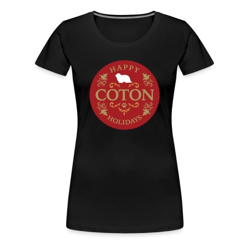 Proud Coton Mom - Women's Premium T-Shirt