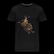 T-Shirts ~ Men's Premium T-Shirt ~ Smite Awilix Men's T-shirt