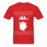 T-Shirts ~ Men's T-Shirt ~ Santa Y'all