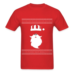 Santa Y'all - Men's T-Shirt