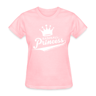 T-Shirts ~ Women's T-Shirt ~ Florence Freedom Princess