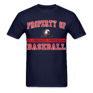 T-Shirts ~ Men's T-Shirt ~ Property of Florence Freedom Baseball
