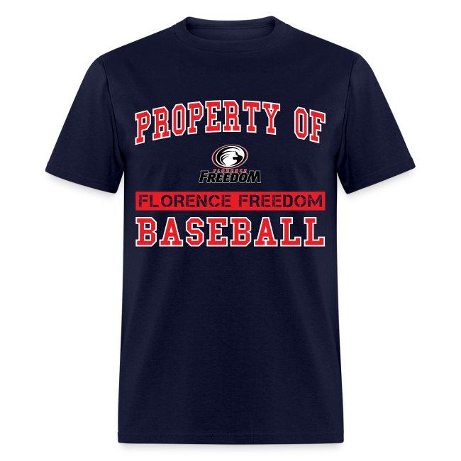 Property of Florence Freedom Baseball