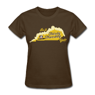 T-Shirts ~ Women's T-Shirt ~ Is It Thirsty Thursday Yet? Women's