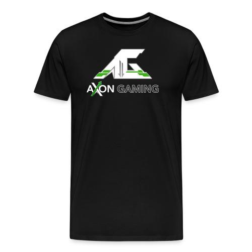 Axon Premium Tee W/ Gamertag - Men's Premium T-Shirt