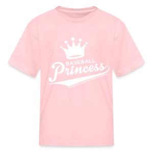 Youth Princess Night - Kids' T-Shirt