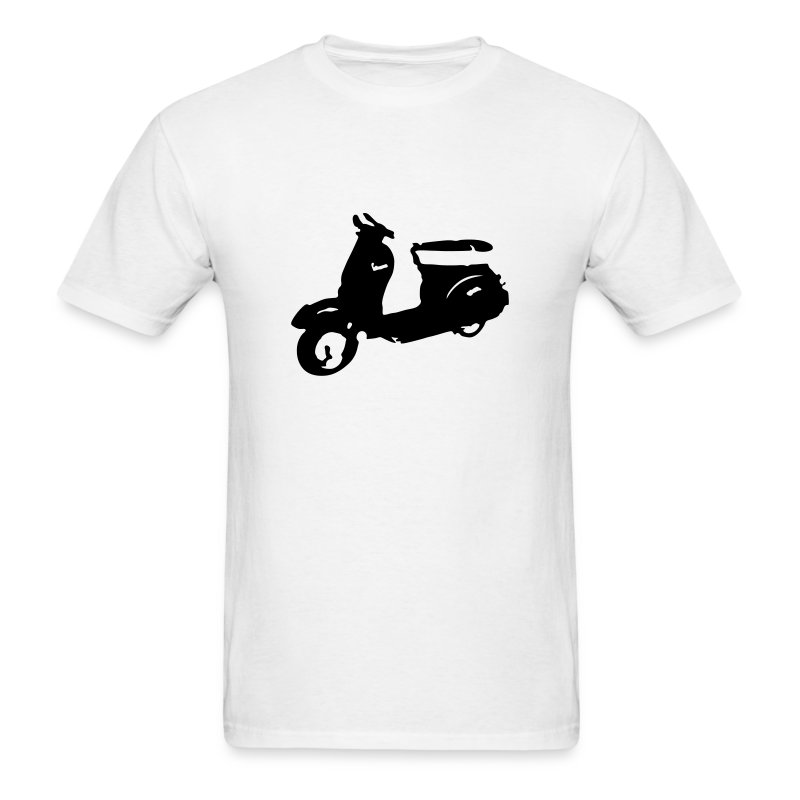 vespa scooter t shirt spreadshirt. Black Bedroom Furniture Sets. Home Design Ideas