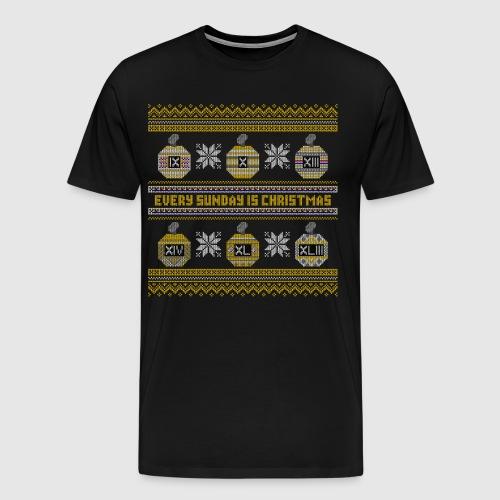 Every Sunday - Men's Premium T-Shirt