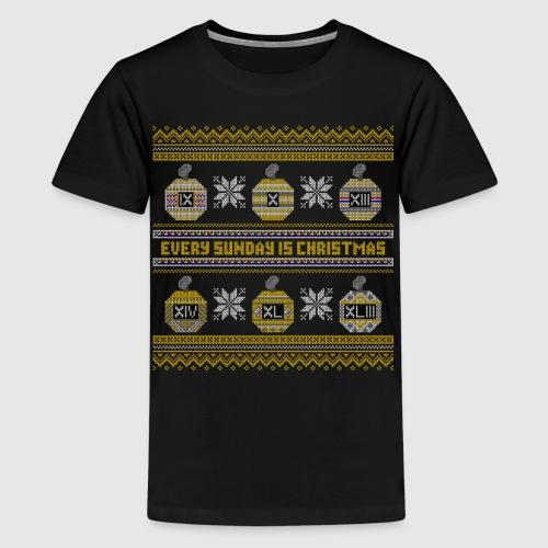 Every Sunday - Kids' Premium T-Shirt