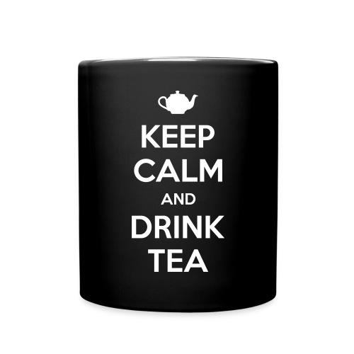 Keep Calm and Drink Tea Mug - Full Color Mug