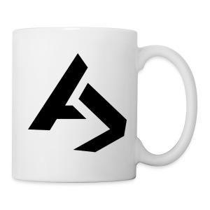 AJaxx White Coffee Mug - Coffee/Tea Mug