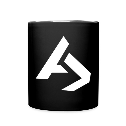 AJaxx Black Coffee Mug - Full Color Mug
