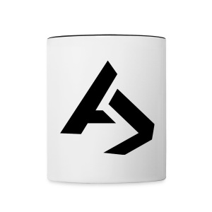 AJaxx Coffee Mug - Contrast Coffee Mug
