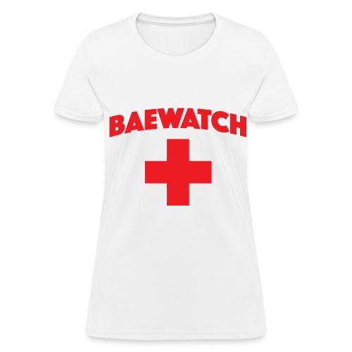 Bae watch t-shirt  - Women's T-Shirt