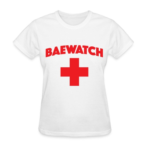 Bae watch t-shirt  - Women's T-Shirt