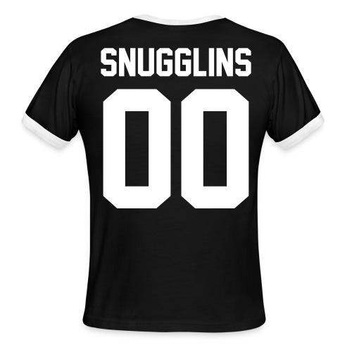 SNUGGLINS - Men's Ringer T-Shirt