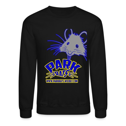 Crazy Rat - Crewneck - Crewneck Sweatshirt