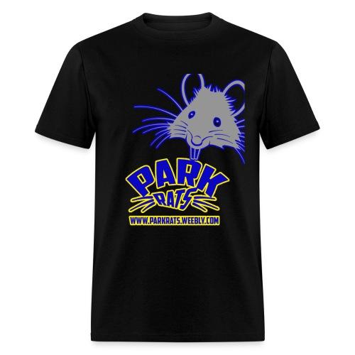 Crazy Rat - Tee - Men's T-Shirt