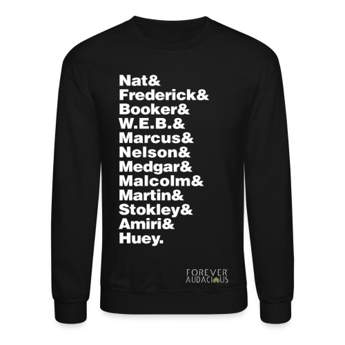AUDACIOUS men - Crewneck Sweatshirt