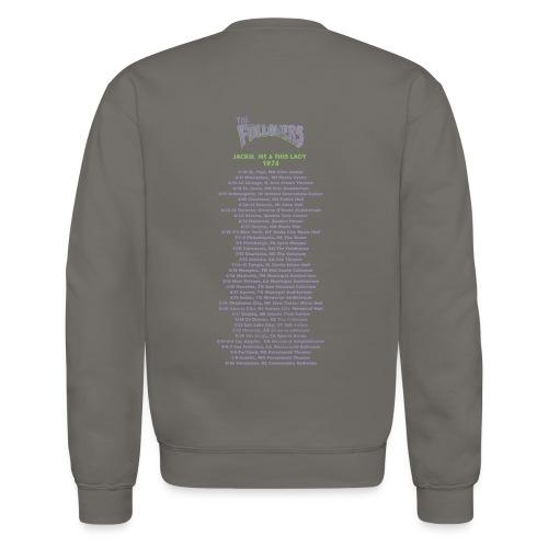 The Followers Sweatshirt (w/back) - Crewneck Sweatshirt