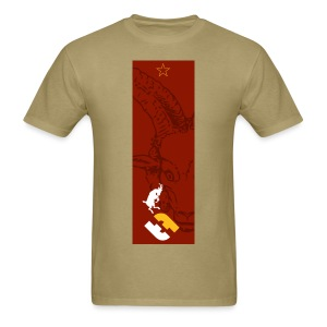 The Goat - Men's T-Shirt