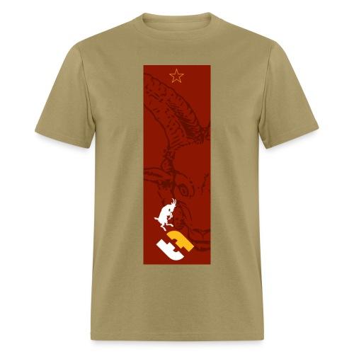 The Goat - Men's T-Shirt