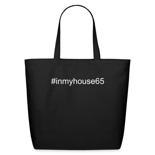 In My House Logo Tote Bag - Eco-Friendly Cotton Tote