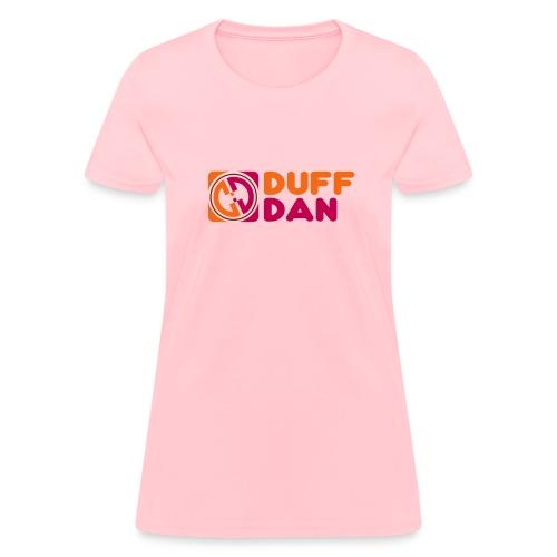 dunkin' duffdan (women's) - Women's T-Shirt