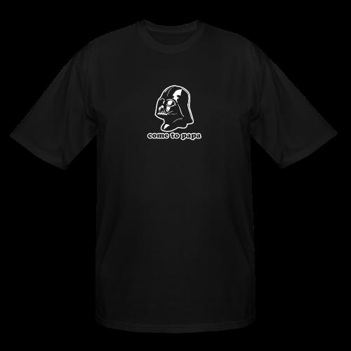 Darth Vader Come to Papa T-Shirts - Men's Tall T-Shirt