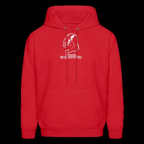 Darth Vader Kiss Me Hoodies - Men's Hoodie