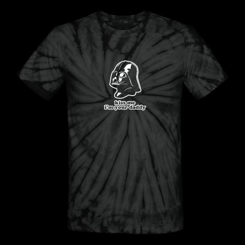 Darth Vader Kiss Me T-Shirts - Unisex Tie Dye T-Shirt