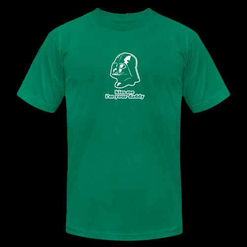 Darth Vader Kiss Me T-Shirts - Men's Fine Jersey T-Shirt