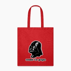 Darth Vader Come to Papa Bags & backpacks