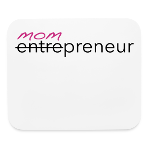 Mompreneur Mouse Pad - Mouse pad Horizontal