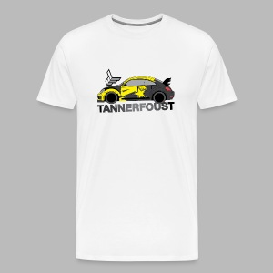 Tilted Foust Beetle Tee - Men's Premium T-Shirt