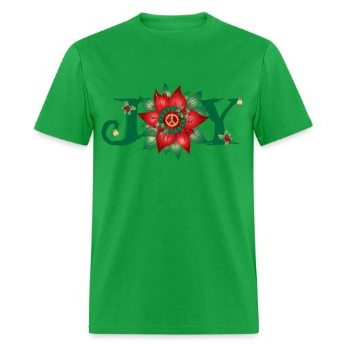 Joy - Mens Standard Tee - Men's T-Shirt
